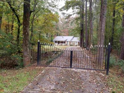 Conyers Single Family Home Under Contract: 722 SE Cowan Rd