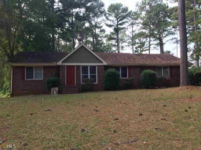 Newnan Single Family Home For Sale: 38 Thigpen Rd