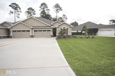 Kingsland GA Condo/Townhouse New: $200,900
