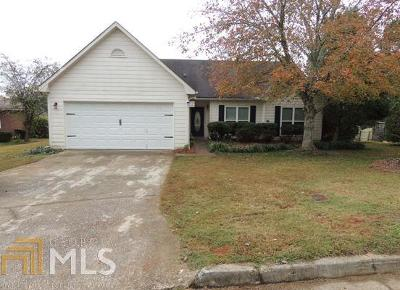 Lithonia Single Family Home New: 7007 N Shore Dr