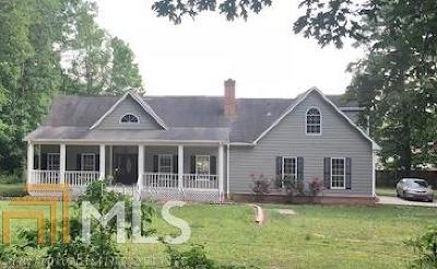 Clayton County Single Family Home New: 9340 Seminole Rd