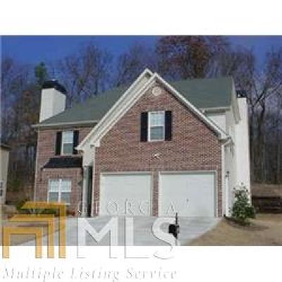 MABLETON Single Family Home New: 5978 Rosie Ln