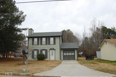 Lithonia Single Family Home New: 5580 Mallard