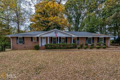 Lilburn Single Family Home Under Contract: 4063 Johns St