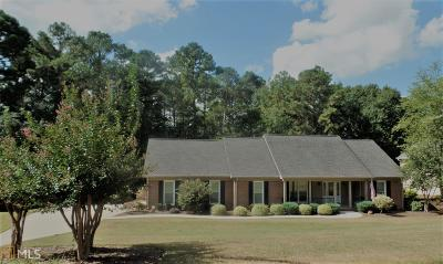 McDonough Single Family Home New: 3075 Wood Valley Dr