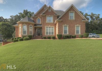 Conyers Single Family Home New: 2844 Havenwood Dr