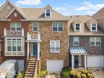 Johns Creek Condo/Townhouse For Sale: 6155 Deluna Way