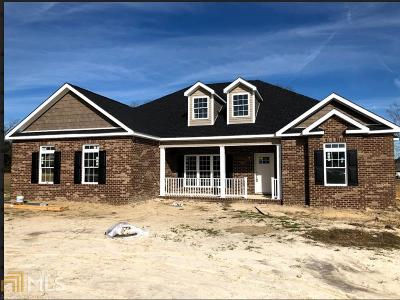 Brooklet Single Family Home New: 238 Sara Beth Dr #15
