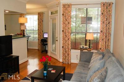 Peachtree Place Condo/Townhouse For Sale: 3777 Peachtree Rd #1014