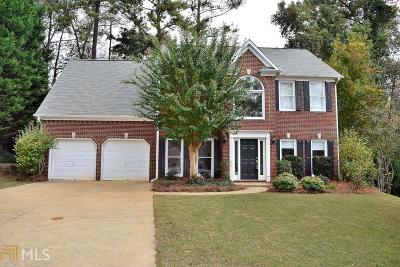 Suwanee Single Family Home New: 3593 Brookefall Ct