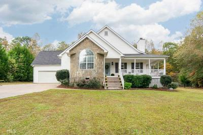 McDonough Single Family Home New: 129 Makayla Dr