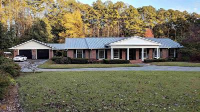 Acworth Single Family Home Under Contract: 4560 Woodvalley Dr #3 &