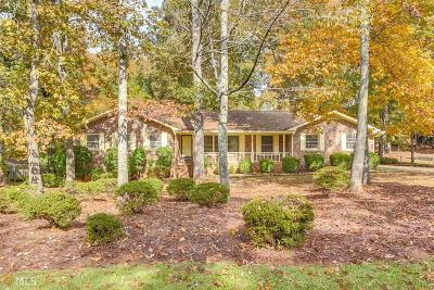 Stockbridge Single Family Home Under Contract: 40 Hickory Dr