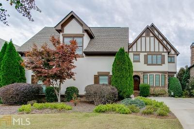 Braselton Single Family Home New: 5989 Chickasaw Ln