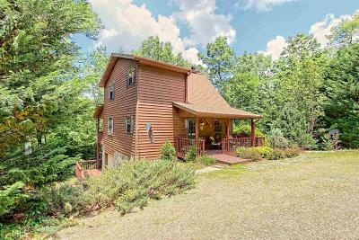 Blairsville Single Family Home For Sale: 101 Allison Ridge Rd