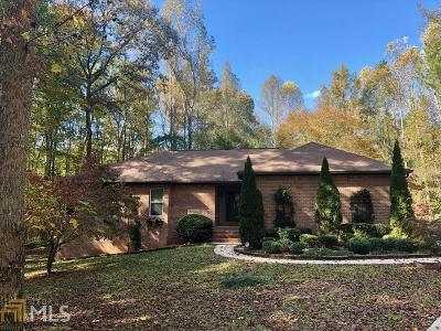 Fayette County Single Family Home New: 175 Forest Hall Pl