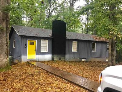 Habersham County Single Family Home Under Contract: 305 Stewart Ln