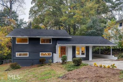 Smyrna Single Family Home New: 1699 Mohawk Pl