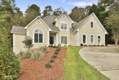 Peachtree City Single Family Home For Sale: 116 Interlochen