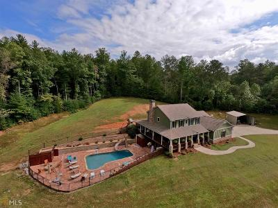 Ellijay Single Family Home For Sale: 8644 Chatsworth