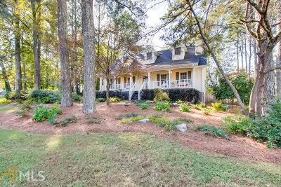 Smyrna Single Family Home Under Contract: 3805 W Cooper Lake Dr