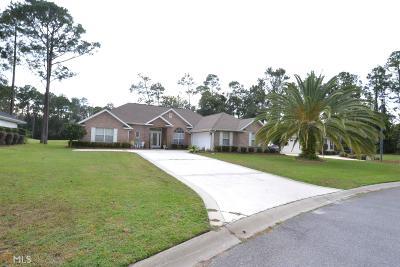 Kingsland GA Single Family Home New: $285,000