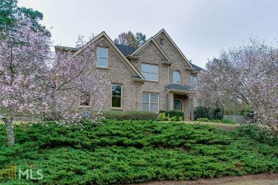 Buford Single Family Home New: 6110 Lake Windsor Pkwy