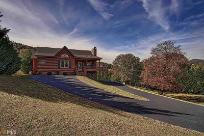 Towns County Single Family Home Under Contract: 2237 Fairfield Dr