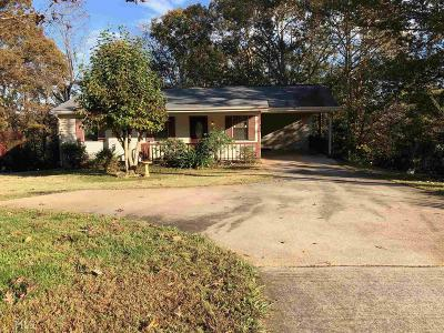 Buford Single Family Home New: 5537 Little Mill Rd