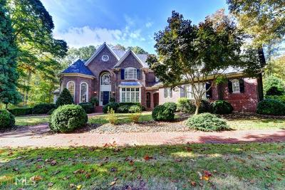 Johns Creek Single Family Home New: 10550 Montclair Way