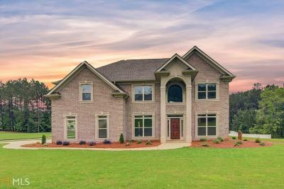 Conyers Single Family Home New: 2831 Havenwood Dr #FIVE/100
