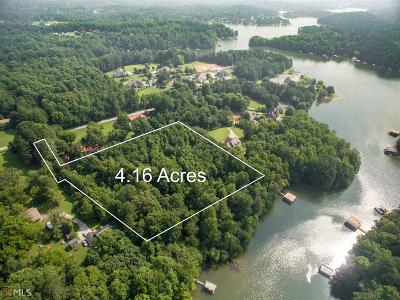 Dawsonville Residential Lots & Land For Sale: 420 Thompson Creek Park Rd