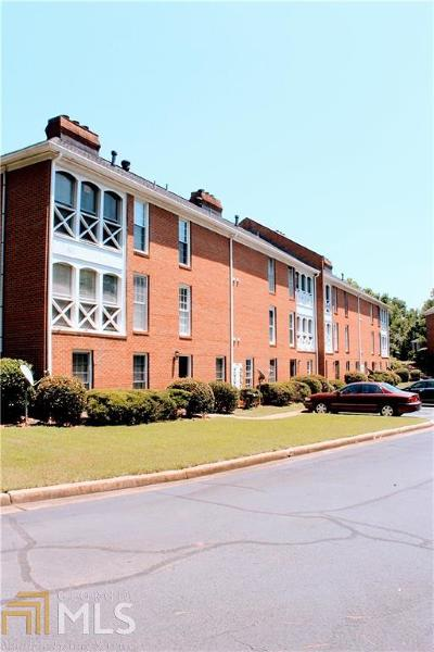 Marietta Condo/Townhouse Under Contract: 1166 SW Booth Rd #702