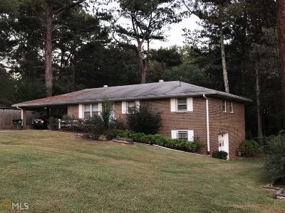 Powder Springs Single Family Home New: 4751 Howard Dr