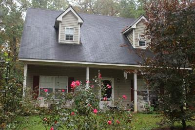 Monticello Single Family Home New: 9092 Rock Eagle Rd