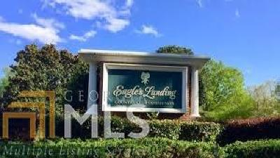 McDonough Residential Lots & Land New: 842 Cog Hill