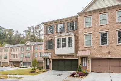 Tucker Condo/Townhouse Under Contract: 1800 Morning Star Ln