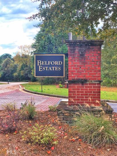 Jackson Residential Lots & Land New: Belford Way #Phase II