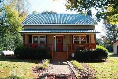 Dahlonega Single Family Home Under Contract: 420 Porter Springs Rd