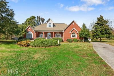 Powder Springs Single Family Home New: 4924 Macland Rd