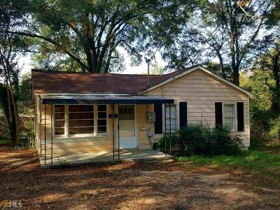 Hartwell Single Family Home Under Contract: 200 Oak St