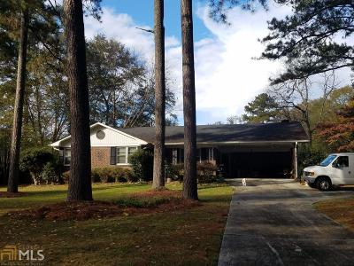 Austell Single Family Home For Sale: 3784 Braswell Cir