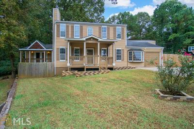 Ellenwood Single Family Home Contingent With Kickout: 3683 Linecrest Trl