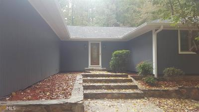 Fayetteville Single Family Home Under Contract: 225 Deer Forest Rd