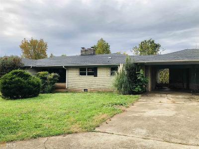 Habersham County Single Family Home For Sale: 1283 Shore St