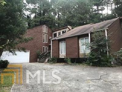Clayton County Single Family Home New: 8374 Carlton Rd