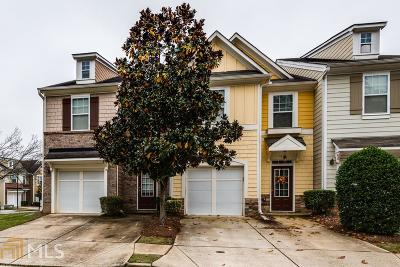 Kennesaw Condo/Townhouse New: 1993 Lakeshore Overlook Cir
