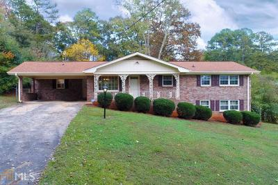 Austell Single Family Home For Sale: 4420 Hide A Way Dr