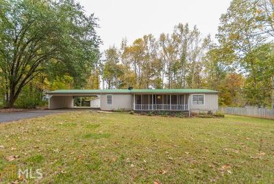 Cumming Single Family Home Under Contract: 5290 Double Branches Dr