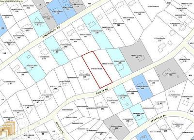Stockbridge Residential Lots & Land For Sale: Scott Blvd